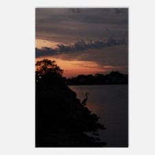 Silver Lake Sunset Postcards (Package of 8)