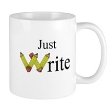 Just Write Mugs