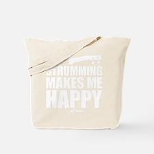 Strumming Makes Me Happy Tote Bag