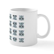 LittleBlueOwl_patternhzntl Mug