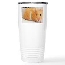 Hamster calendar cover Travel Coffee Mug