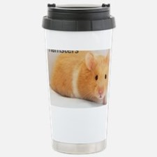 Hamster calendar cover Travel Mug