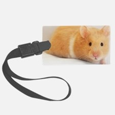 Hamster calendar cover Luggage Tag