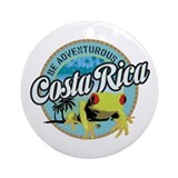 Costa rica Ornaments