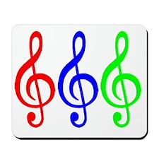 MUSIC V Mousepad