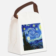 12mo VG Starry Canvas Lunch Bag