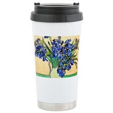 12mo VG Irises Travel Mug