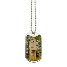 politician  voters outhouse large 1ST Dog Tags