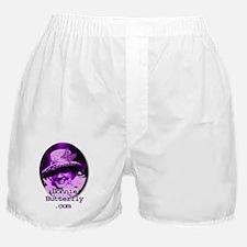 BonnieButterfly-Travel-Tumbler-plain Boxer Shorts