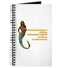 Mermaids Support intelligent design as Science Jou