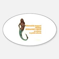 Mermaids Support intelligent design as Science Sti