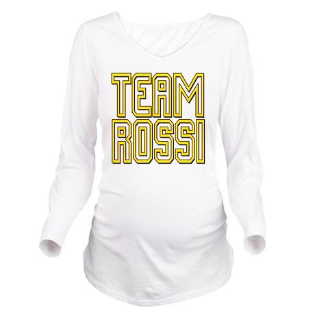 teamVR Long Sleeve Maternity T-Shirt