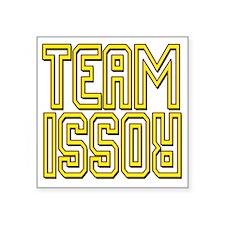 "teamVRupsidedwn Square Sticker 3"" x 3"""