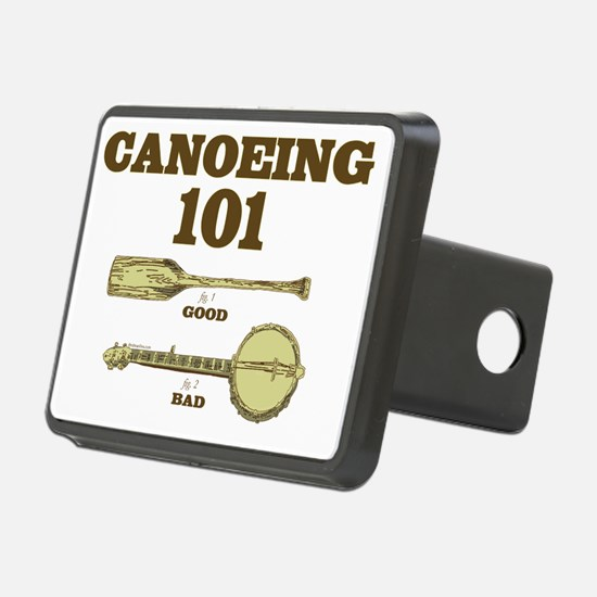 Canoe-101 Hitch Cover