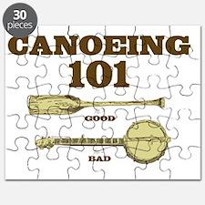 Canoe-101 Puzzle