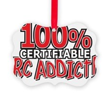 RC_addict_sweatshirt Ornament