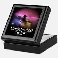 Undefeated Spirit Keepsake Box