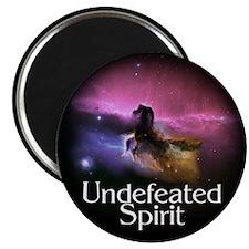 Undefeated Spirit Magnet