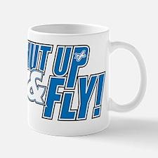 shut_up_sweatshirt Mug