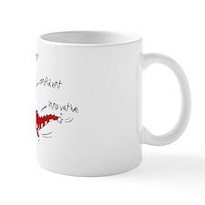 FlyingDragonBighead Transparent Mug