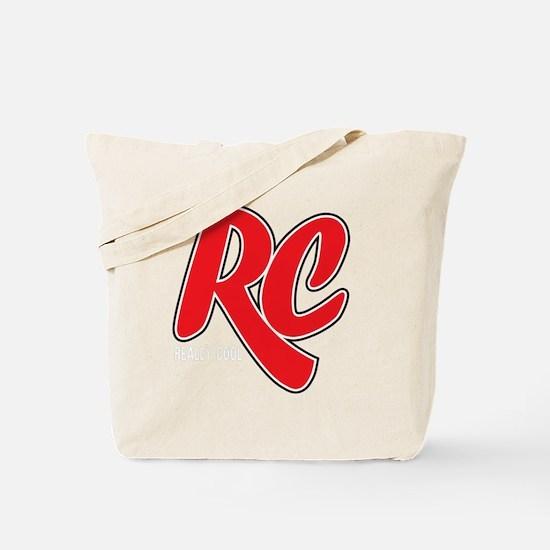 RC_really_cool_white_sweatshirt Tote Bag