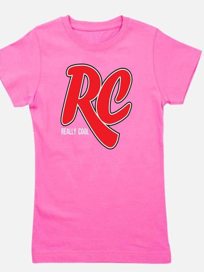 RC_really_cool_white_sweatshirt Girl's Tee