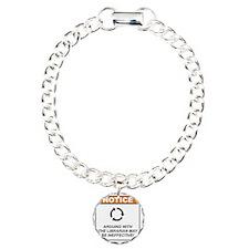 Librarian_Notice_Argue_R Bracelet