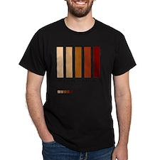 my-cuppa-tea-colour-match-palette T-Shirt