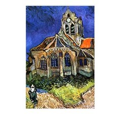 V7 VG Auvers Postcards (Package of 8)