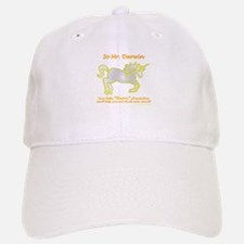 Unicorns - and the theory of evolution Baseball Baseball Cap
