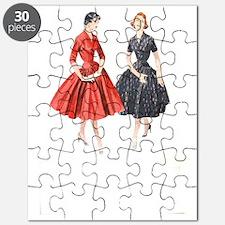 retroladies Puzzle