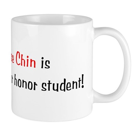 My Japanese Chin is smarter... Mug