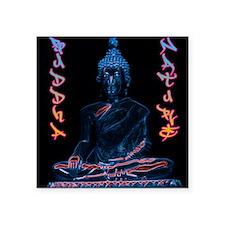 "buddhanature Square Sticker 3"" x 3"""
