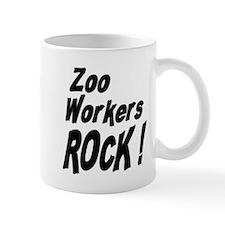 Zoo Workers Rock ! Mug