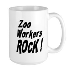 Zoo Workers Rock ! Mug