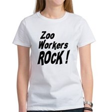 Zoo Workers Rock ! Tee