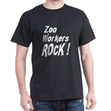 Zoo Workers Rock ! T-Shirt
