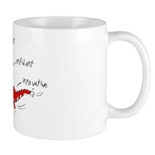 FlyingDragon Transparent Mug