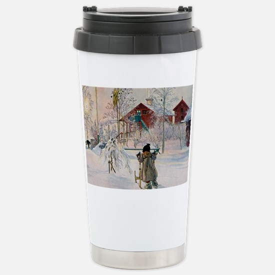 Larsson 3 Stainless Steel Travel Mug
