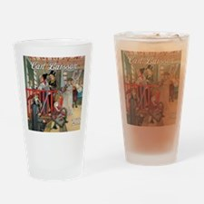 Larsson Cover Drinking Glass