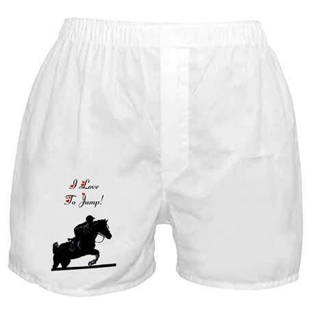 dani and belle silouette2 Boxer Shorts