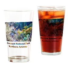 Hidden Highway Drinking Glass