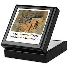 Montezuma Castle Keepsake Box
