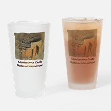 Montezuma Castle Drinking Glass