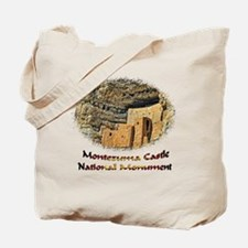 Montezuma Castle Natl Monument Tote Bag