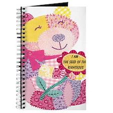 Pink bear Journal