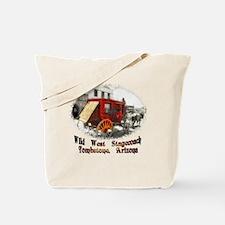 stagecoash Tote Bag