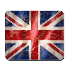 475 Union Jack Flag very large Mousepad