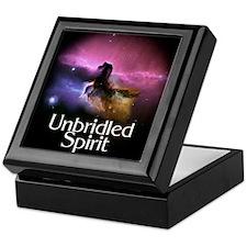 Unbridled Spirit Keepsake Box