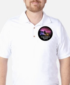 Unbridled Spirit Golf Shirt